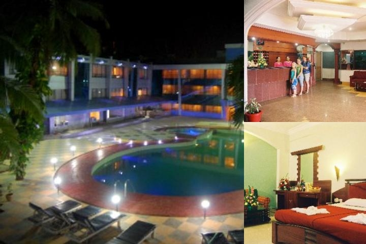 Silver Sands Beach Resort photo collage
