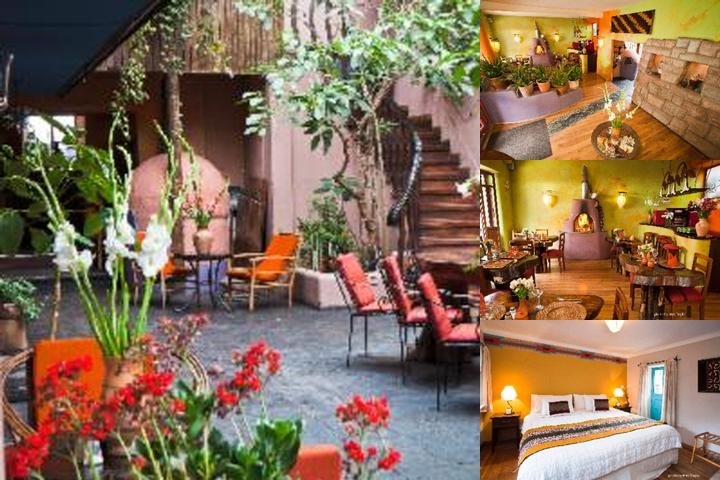 Pisac Inn photo collage