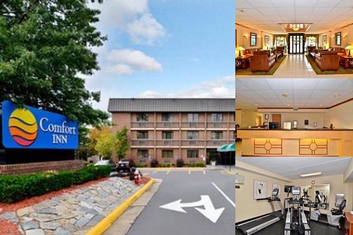 Comfort Inn Dulles International Airport photo collage