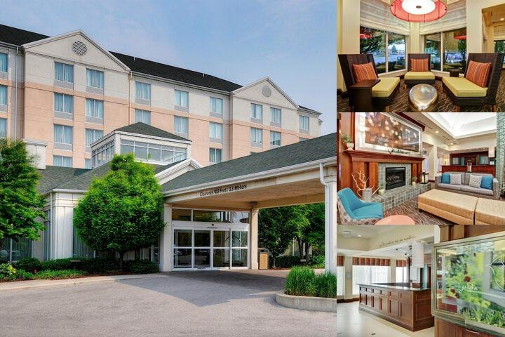 Hilton Garden Inn Toronto / Burlington photo collage
