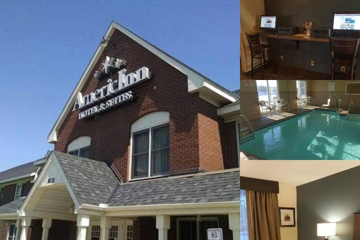 Americinn Burnsville photo collage