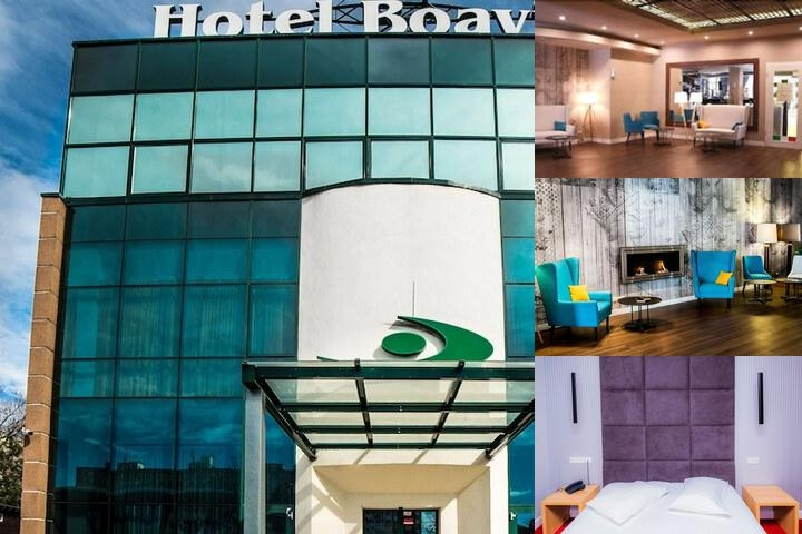 Hotel & Aparthotel Boavista photo collage