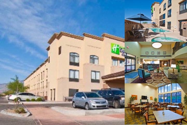 Holiday Inn Express Hotel & Suites N Tucson photo collage