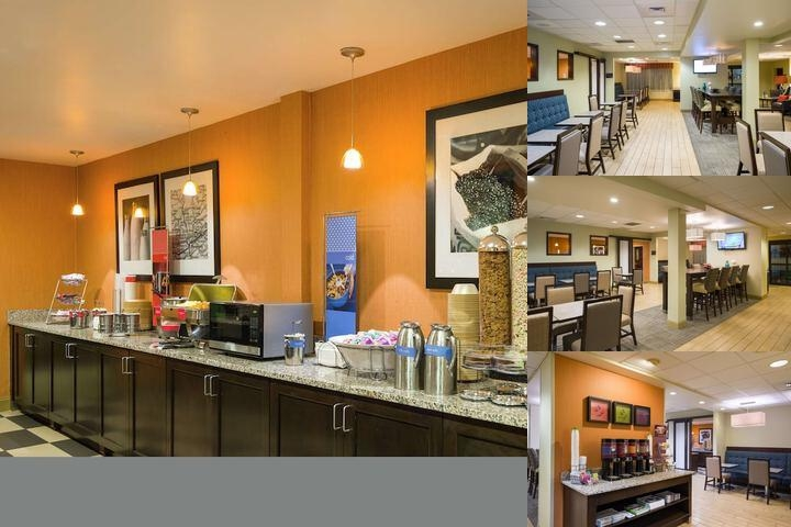 Hampton Inn Danville photo collage