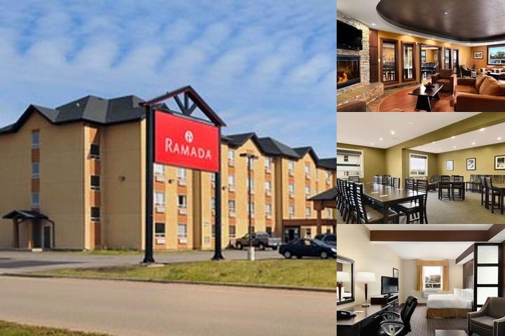 Ramada Cold Lake photo collage