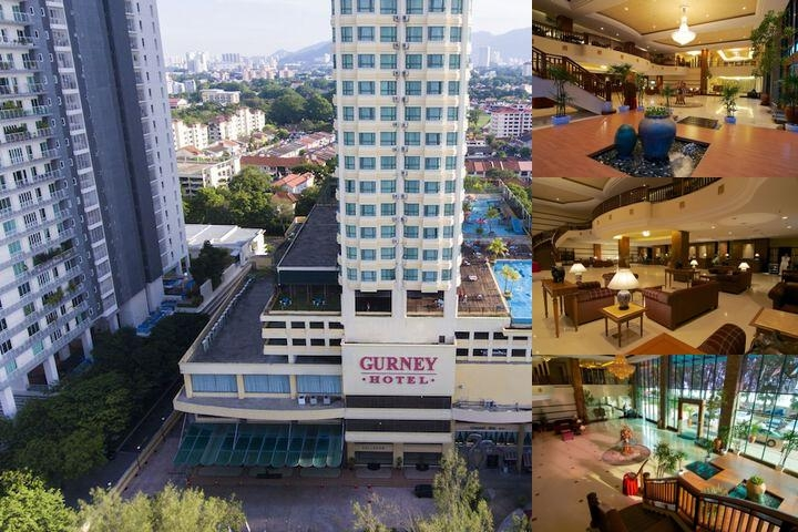 The Gurney Resort Hotel & Residences photo collage