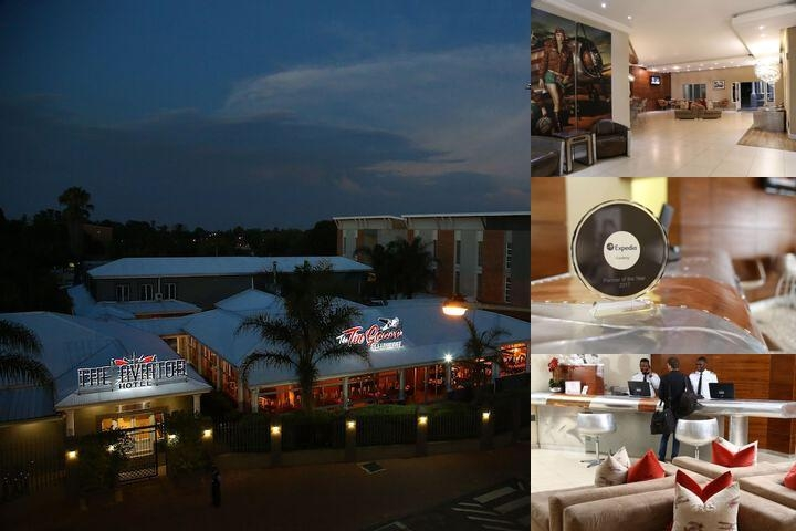 The Aviator Hotel Or Tambo International Airport photo collage