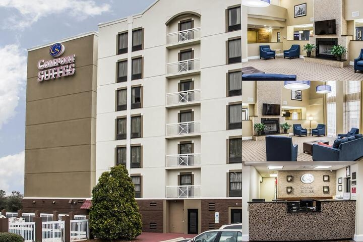 Comfort Suites University Charlotte Nc 7735 University City 28213