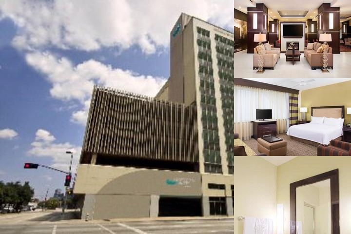 Homewood Suites Dallas Downtown photo collage