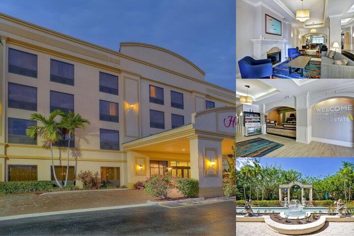 Hampton Inn Palm Beach Gardens photo collage