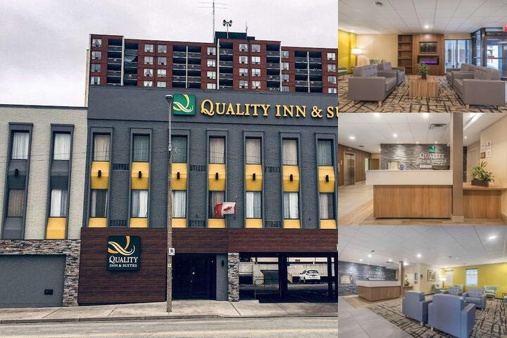 Quality Inn & Suites Downtown photo collage