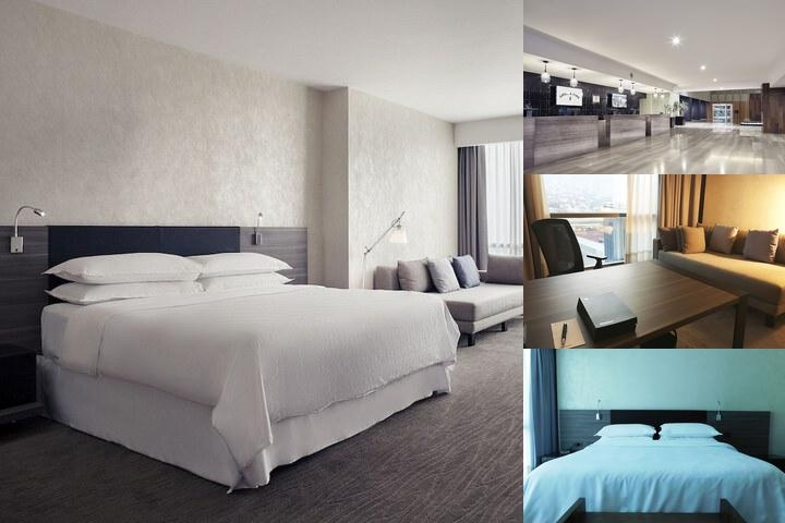 Sheraton Ambassador Monterrey Hotel photo collage