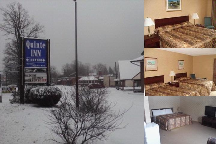 The Quinte Inn photo collage