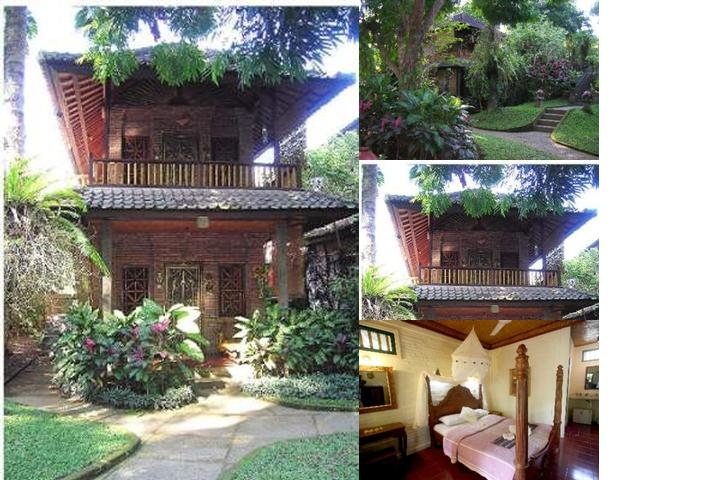 Tiing Gading Bungalows photo collage