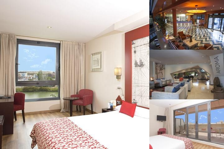 Hotel Ribera De Triana photo collage