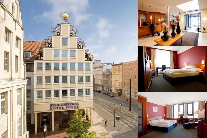 Steigenberger Hotel Sonne photo collage