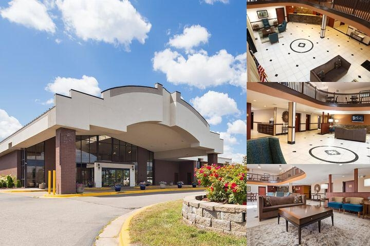 Best Western Hospitality Hotel & Suites photo collage