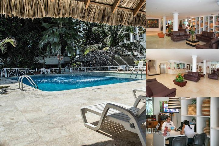 Hotel Playa Club photo collage