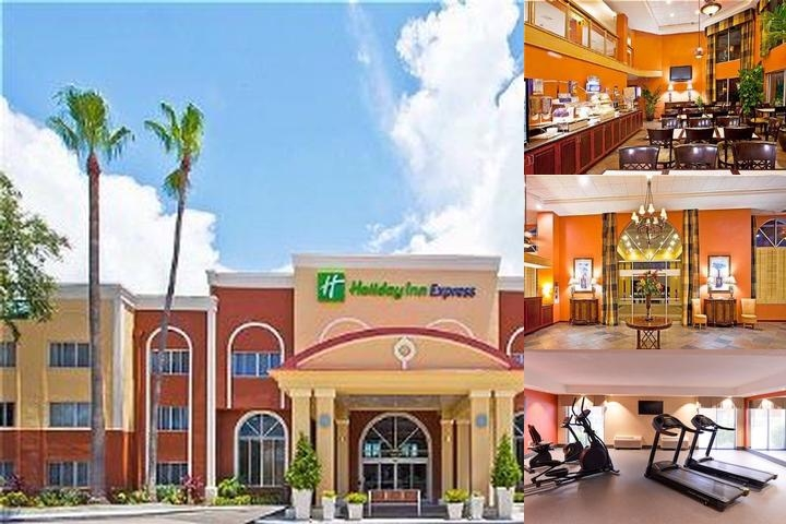Holiday Inn Express Clearwater Icot photo collage