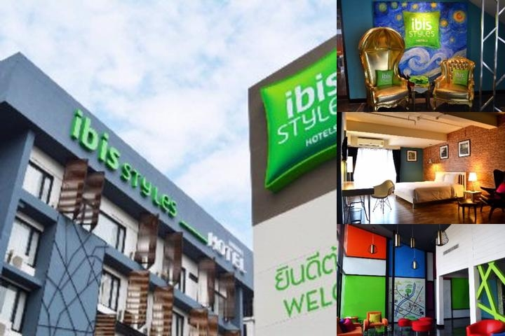 Ibis Styles Chiang Mai photo collage