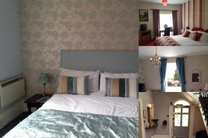 Antrobus Arms Hotel photo collage