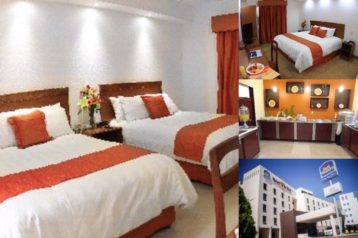 Best Western Hotel Valle Real photo collage