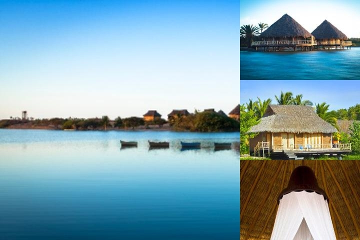 Hotelito Desconocido Sanctuary Reserve & Spa photo collage
