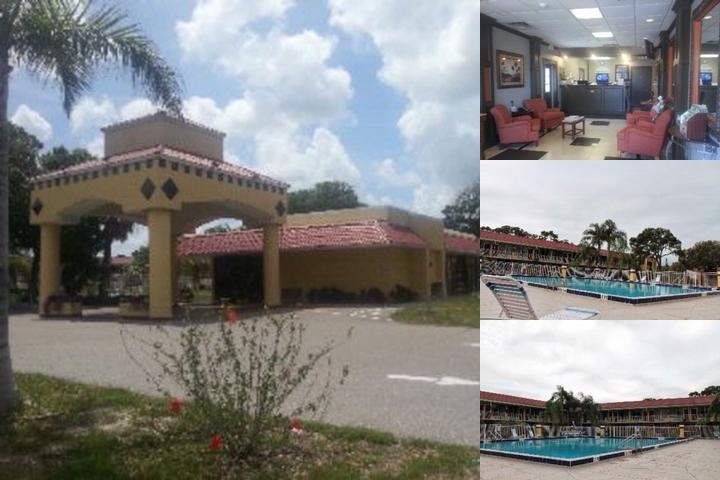 Sarasota Airport Hotel photo collage