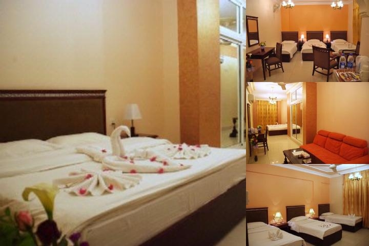 Al Qidra Hotel Aqaba photo collage