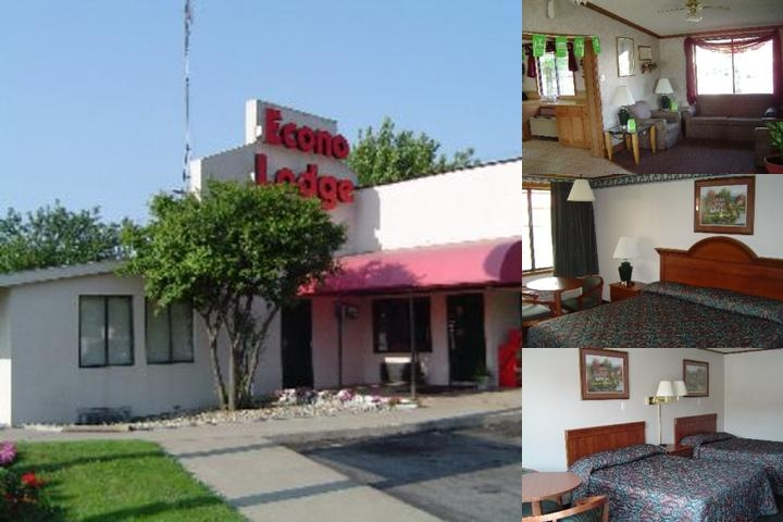 Econo Lodge Exterior View