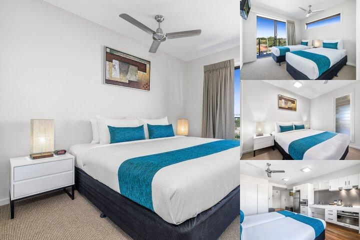 Essence Serviced Apartments photo collage
