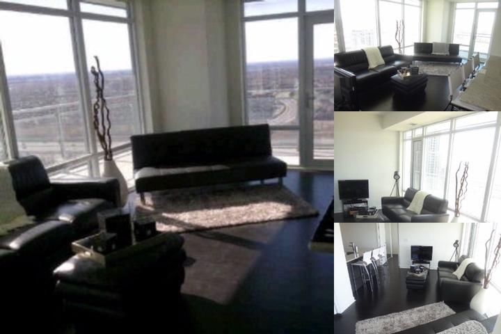 Luxury Fully Furnished Condo photo collage