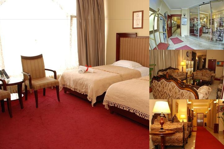 Planeta Inn photo collage