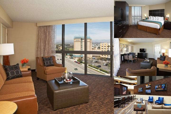 Embassy Suites Los Angeles Airport North photo collage