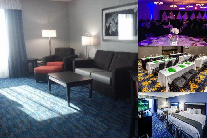 Holiday Inn Mentor photo collage