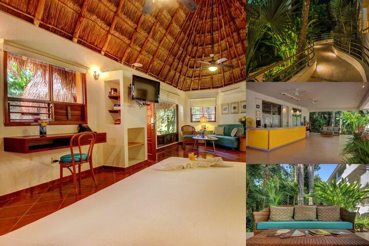 Riviera Maya Suites photo collage