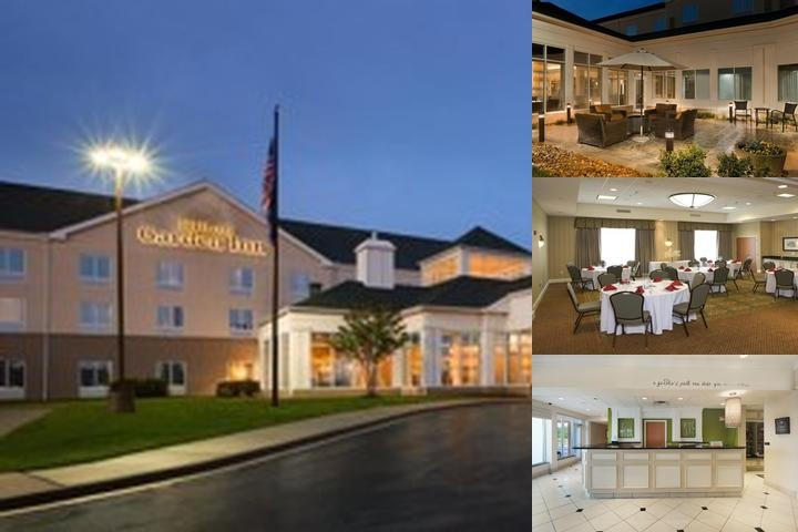 Hilton Garden Inn Solomons photo collage