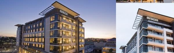 Rydges Campbelltown photo collage