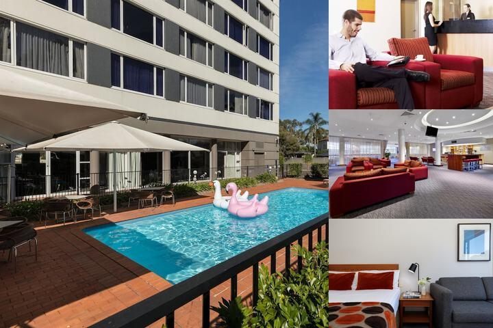 Rydges Bankstown photo collage