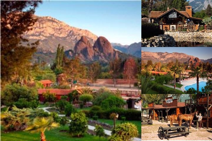 Hotel Berke Ranch photo collage