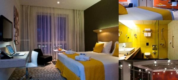 Park Inn by Radisson Budapest photo collage