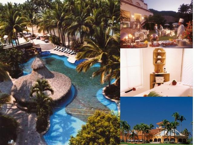 Wyndham Grand Isla Navidad photo collage