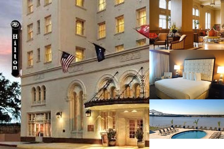Hilton Baton Rouge Capitol Center photo collage