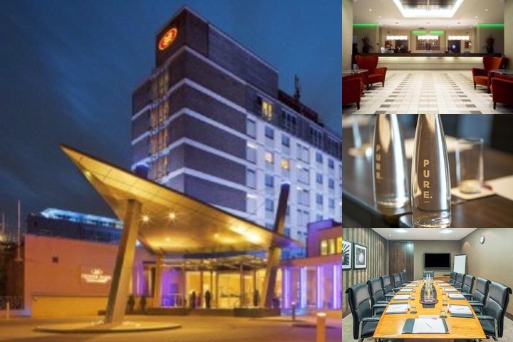 Crowne Plaza London Gatwick Airport photo collage
