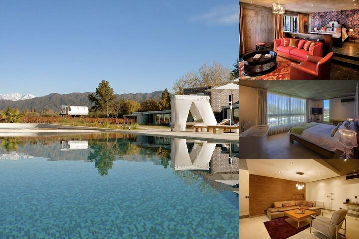 Entre Cielos Luxury Wine Hotel & Spa photo collage