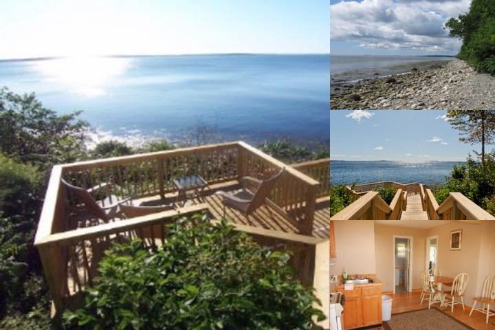 Glenmoor by The Sea photo collage