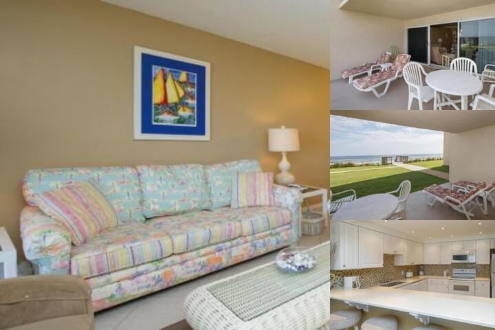 Beach House Condominiums photo collage