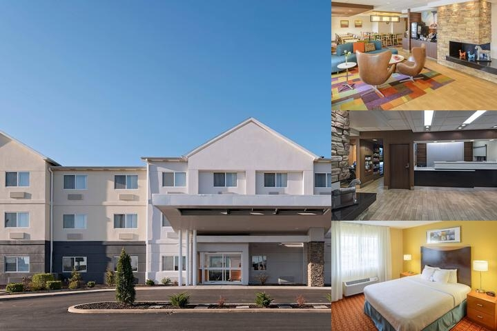 Fairfield Inn by Marriott Joplin Mo photo collage