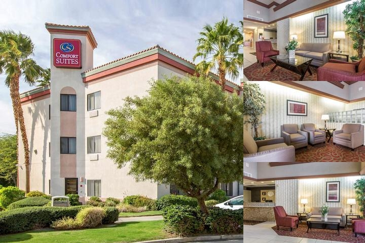 Comfort Suites Palm Desert photo collage