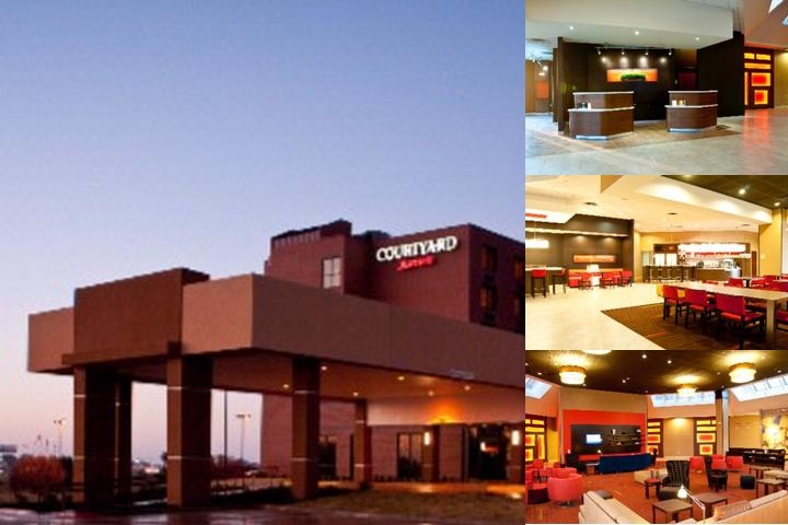 Courtyard Killeen Marriott photo collage
